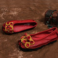 SOCOFY Soft Flat Casual Loafers