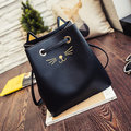Lovely Cartoon Cat Face Cute Handbag