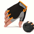 Men's Women Half Finger Gloves Outdoor Tactical  Multifunction Climbing Cycling Antiskid Mittens