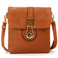 Women Messenger Casual Retro Shoulder Bags Crossbody Bags Pure Color