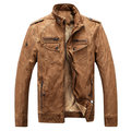Motorcycle Synthetic PU Leathter Coat Jacket