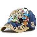 Women Men Baseball Snapback Hat Embroidered Graffiti Letter Outdoor Leisure Hip Hop Caps