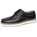 Large Size Men British Style Classic Oxfords Lace Up Casual