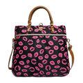 Женская элегантная сумка из нейлоновой сумки с многоцелевым рюкзаком