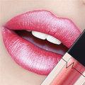 Pudaier Metallic Glitter Lip Gloss Liquid Shimmer Lipstick Long Lasting