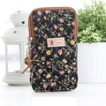 Cotton Sports Running Arm Bag Shoulder Bag 6inch Phone Bag For iPhone Samsung Xiaomi Huawei Sony