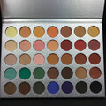 Beauty Glazed 35 Colors Matte Diamond Glitter Eyeshadow Palette Makeup Eye Shadow Cosmetic
