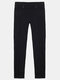 OL Elastic Mid Waist Skinny Women Pencil Pants