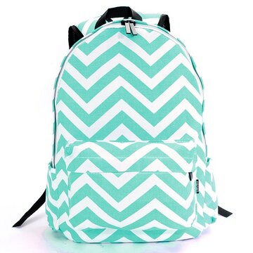 New Backpack Sweet Color Convas School Bag  Backpack
