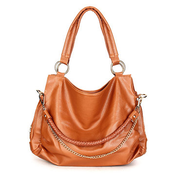 Women Elegant Handbag Ladies Chain Casual Shoulder Bag