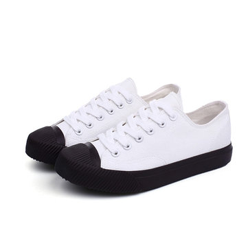 M.GENERAL Espadrilles Retro Comfortable Flat Casual Canvas Shoes