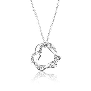 JASSY® Heart Zircon Necklace