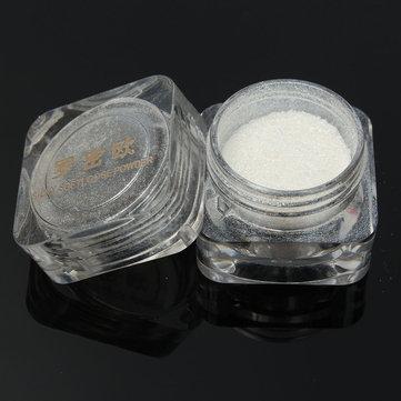 Shimmer White Foundation Loose Highlighting Eyeshadow Powder Eye Makeup