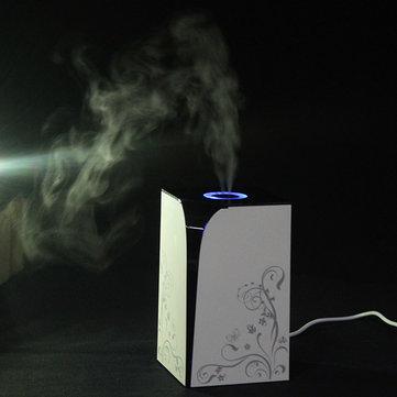 USB Mini Ultrasonic Air Purifier Umidificador difusor elegante portátil