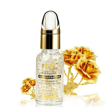 A QIONG 24K Gold Foil Hyaluronic Acid Moisturizing Essence