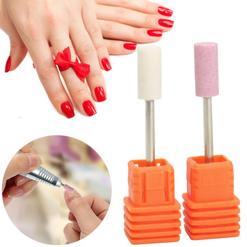 3/32 Inch Shank Pro Ceramic Carbide Nail Drill Bit Rotary File Manicure Pedicure Tool