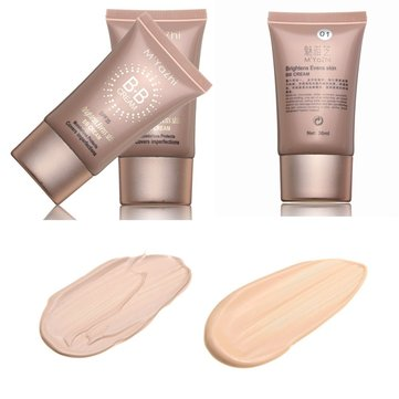 Beauty Brighten Face BB Cream Concealer Isolation Whitening Makeup
