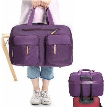 Женская сумка для багажа из нейлона для путешествий