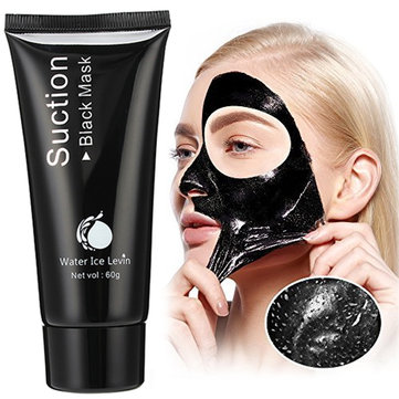 Water Ice Levin Black Mask Blackhead Peel-off Masks Purifying Removal Facial Care Smooth Skin