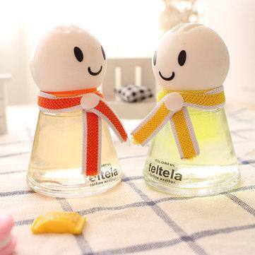 Sunny Doll Liquid Freshener Parfüm Aroma Diffusor Air Armaturenbrett Clip Dekor Haus Büro