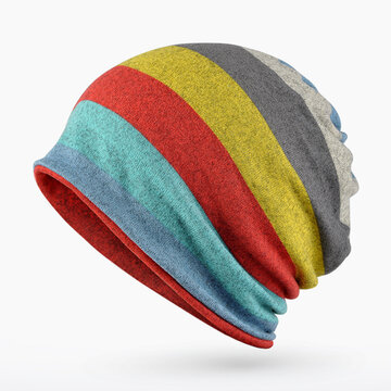 Outdoor Windproof Warm Cap Scarf Dual Use
