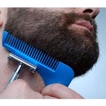 Синий пластиковый бодианский комбинезон для бритья