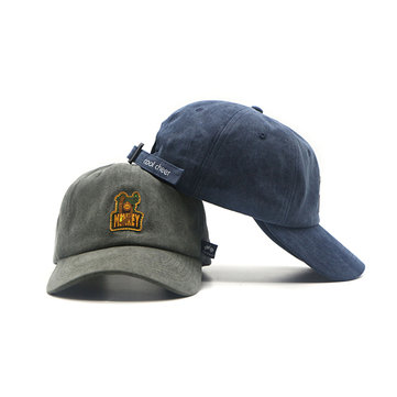 Men Women Vintage Washed Cotton Baseball Cap Casual Outdoor Sports  Sun Hats Duck Cap