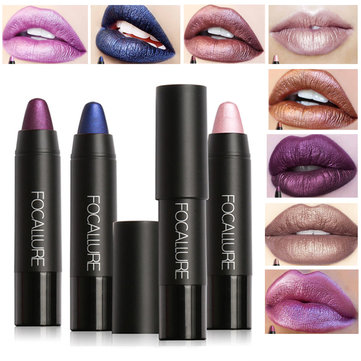 FOCALLURE Metallic Lip Stick