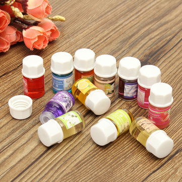 36Pcs Water-soluble Essential Oil Flower Spa Aromatherapy Pure Plant Headache Relief