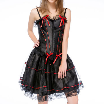 see through corsets prom dress - Fashion online sale at NewChic