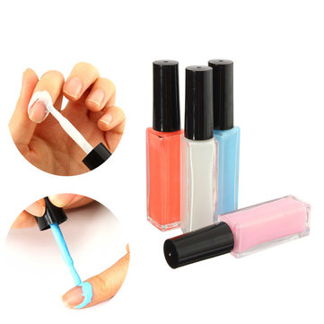 10ml Skin Protected Peel Off Nail Polish Glue Lubricating Grease Finger Anti-overflow
