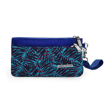 Women Nylon Waterproof Wristlet Wallet Casual Clutches Bags