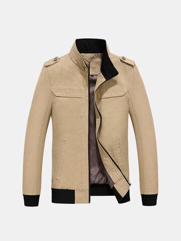 Куртка с воротником для ворот