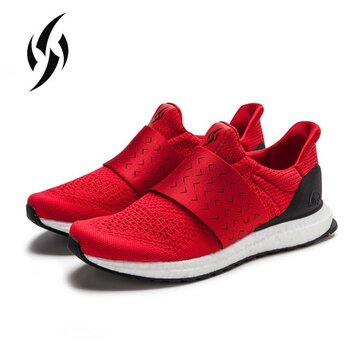 Fast Sport Men Women Lover Professional Airweave Breathable Woven Cushioning Sport Running Sneakers
