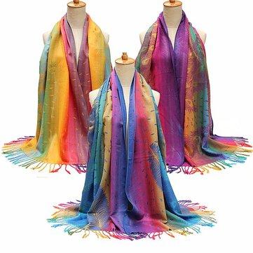 Женский шарф из пашмины с шарфами из кашемира