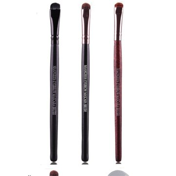 MAANGE Large Eyeshadow Eyeliner Smoked Blending Makeup Brush 3 Colors