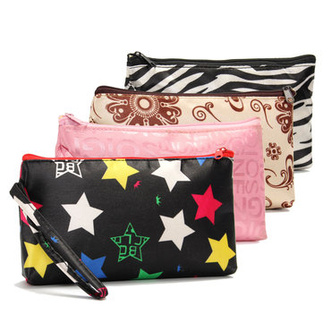 Waterproof Makeup Bag Cosmetic Storage Pouch Case Travel Organizer Purse