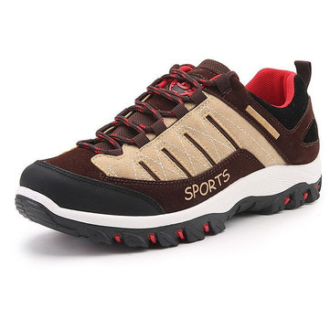 Large Size Men's Wearable Outdoor Hiking Shoes