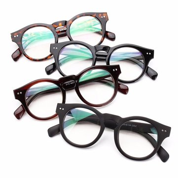 Men Women Vintage Eyeglass Frame Glasses Retro Spectacles Clear Lens Eyewear