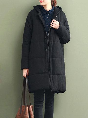 Thicken Winter Cotton Warm Coats