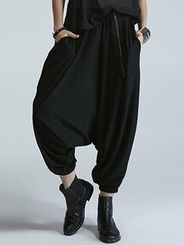 Свободные жилеты из эластичной талии с застежкой-молнией для женщин